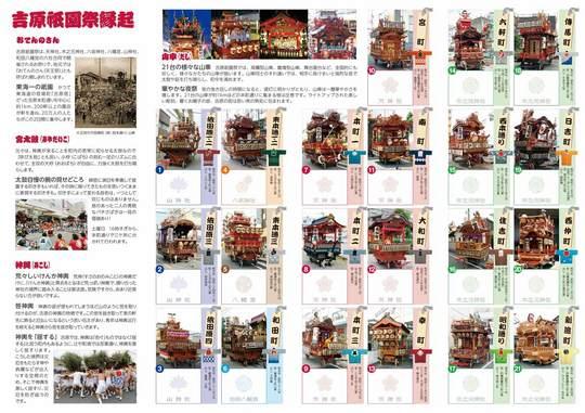 吉原祗園祭2015 開催!